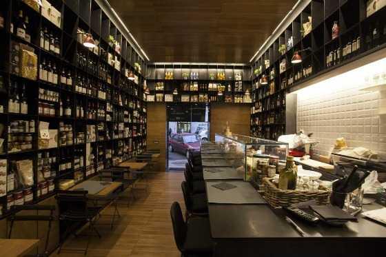 BANCOVINO Gourmet shop & winery (Roma)