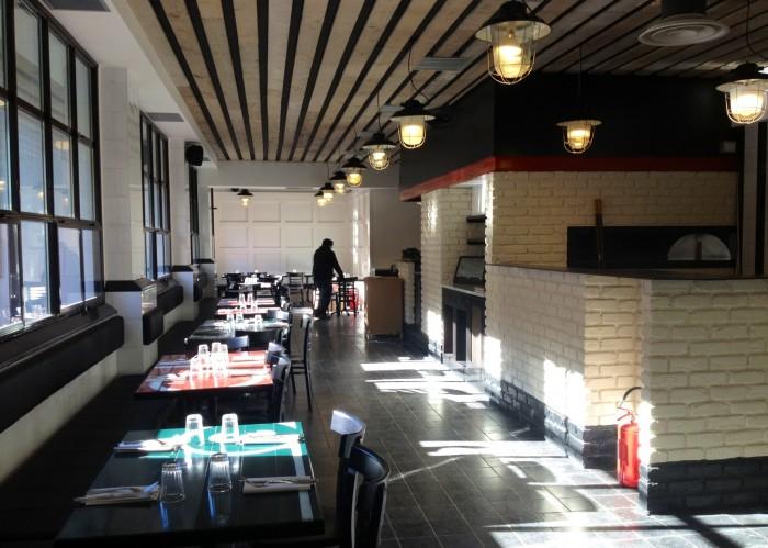 Porto Fluviale Ristorante, pizzeria, caffetteria (Roma)
