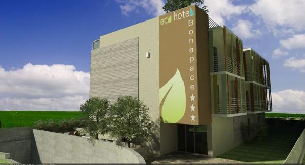 ecohotel near zero energy bonapace torbole