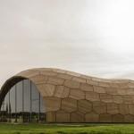 Landesgartenschau Exibition Hall 2014