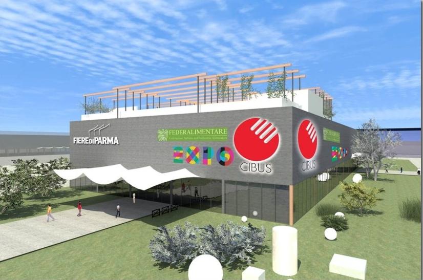 EXPO2015 Cibus interno