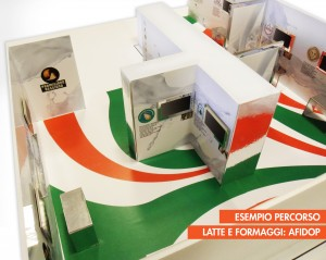 EXPO2015 Cibus percorso interno 2