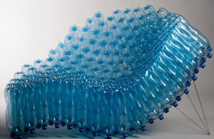 Preferenza HABIMAT - Home decor: la seconda vita delle bottiglie di plastica BX55