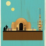 Babina poster star wars archicine