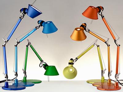 Lampade di design e illuminazione for Artemide illuminazione