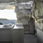 Doccia caverna