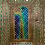 Doccia mosaico