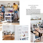 Concept Kitchen, a Karlsruhe, in Germania. Un'idea di cucina leggera e modulare, da montare e smontare con facilità. Progettata da Bureau Kilian Schindler e prodotta da Naber.