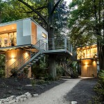 Urban Treehouse  - treehotel Berlino