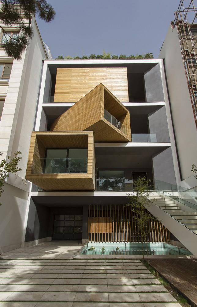 Habimat architettura mobile la casa che ruota secondo for Piani di casa di architettura del sud