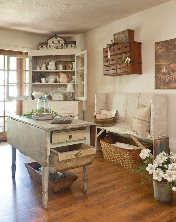 HABIMAT - Come realizzare una perfetta stanza Shabby Chic