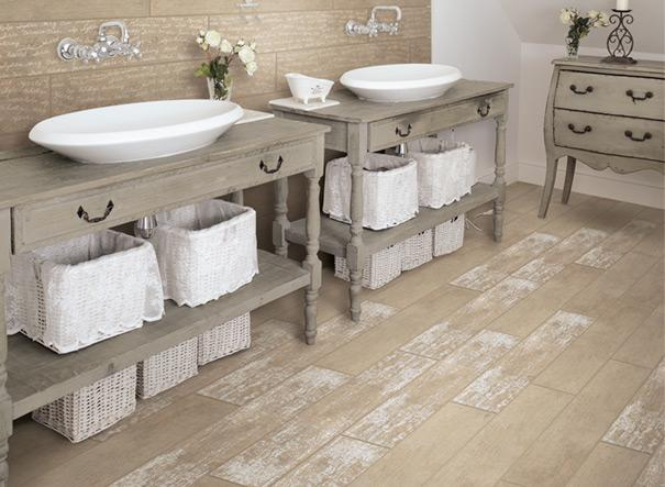 Habimat come realizzare una perfetta stanza shabby chic for Case shabby chic country