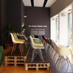 B&B italia - sedia Eames Plastic Chair