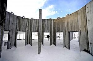 Cracere di Halden Norvegia