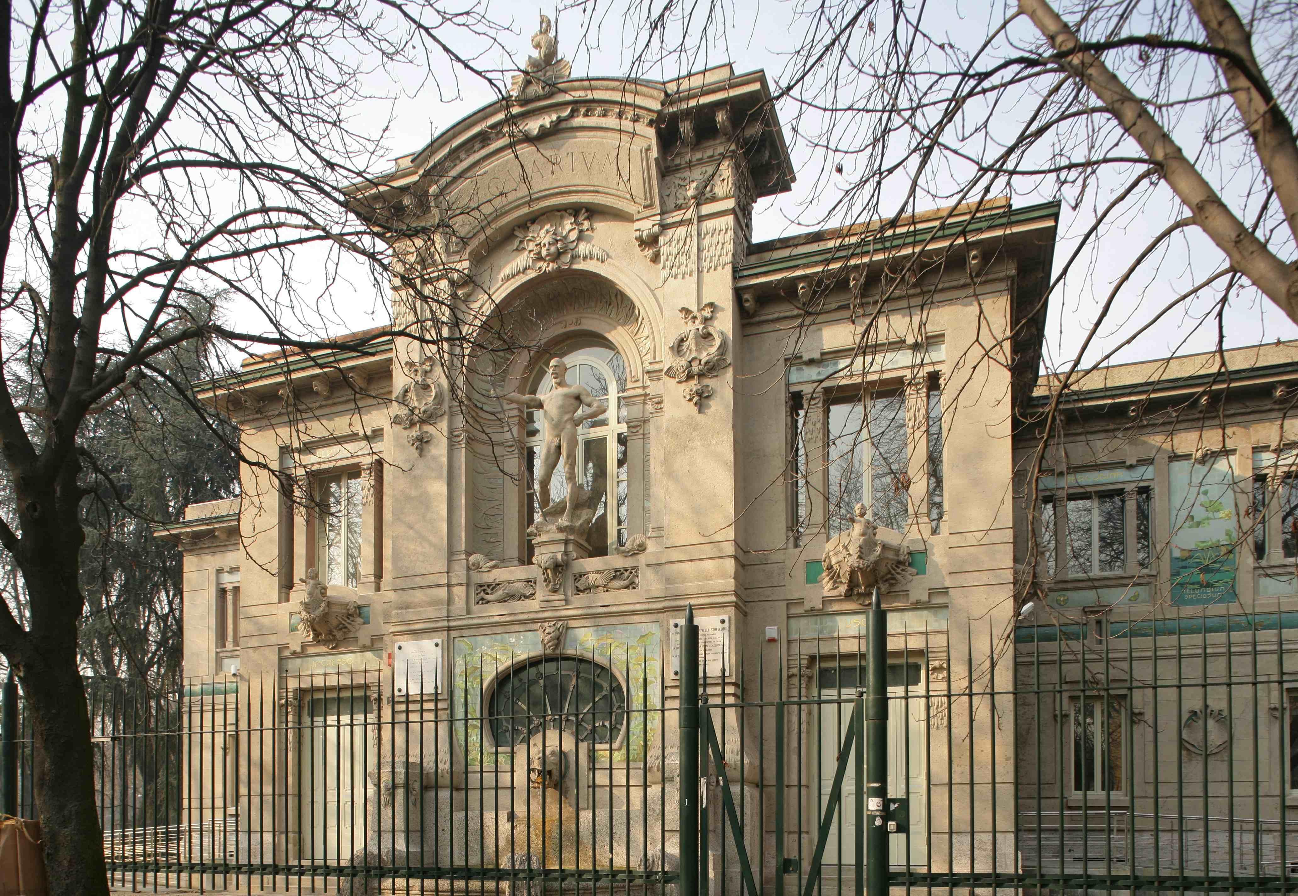 Storia Di Villa Invernizzi A Milano