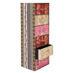 cassettiera patchwork kare design