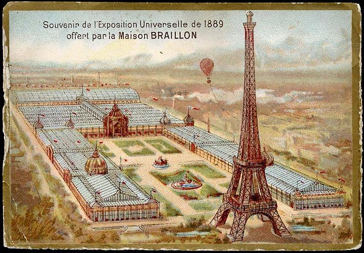 paris expo 1889