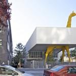 Centro per l'infanzia Girafe - Parigi, Francia