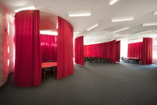 Habimat design e scuola per studiare in edifici confortevoli for Studiare design a milano