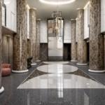 entrata ascensori