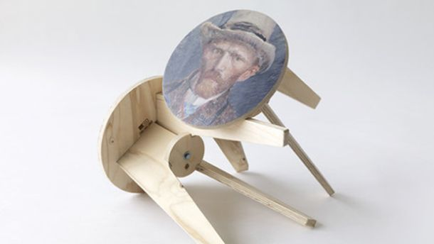 Piet Hein Eek - Sgabelli artistici