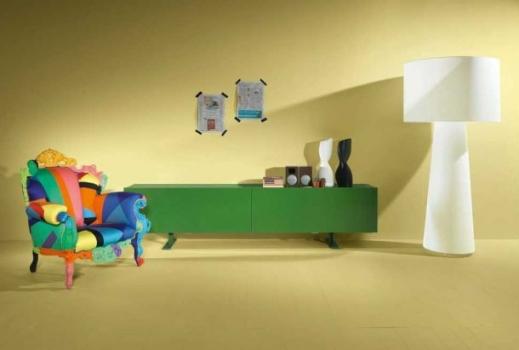 Mobili Di Design Famosi : Habimat il design che imita larte: mobili ispirati a quadri famosi