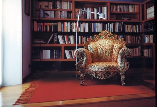 Habimat il design che imita l 39 arte mobili ispirati a for Imitazione poltrone design