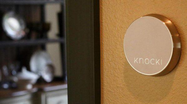 Knocki gadget per house control