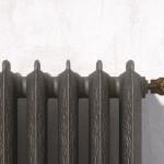 Radiatore in ghisa TIFFANY - SCIROCCO H grigio