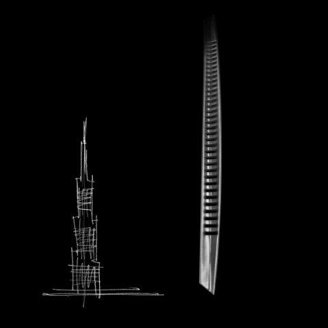 Skyline-ispirazione-grattacielo