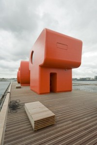 Botel Amsterdam - Letter T