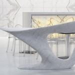 Oggetti di design con il marmo