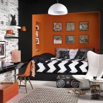 Halloween-Decorating-Black-and-Orange-8