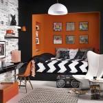 Halloween-Decorating-Black-and-Orange-8