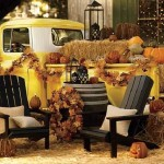 Halloween rustico