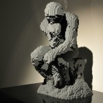 The art of the brick_Rodin