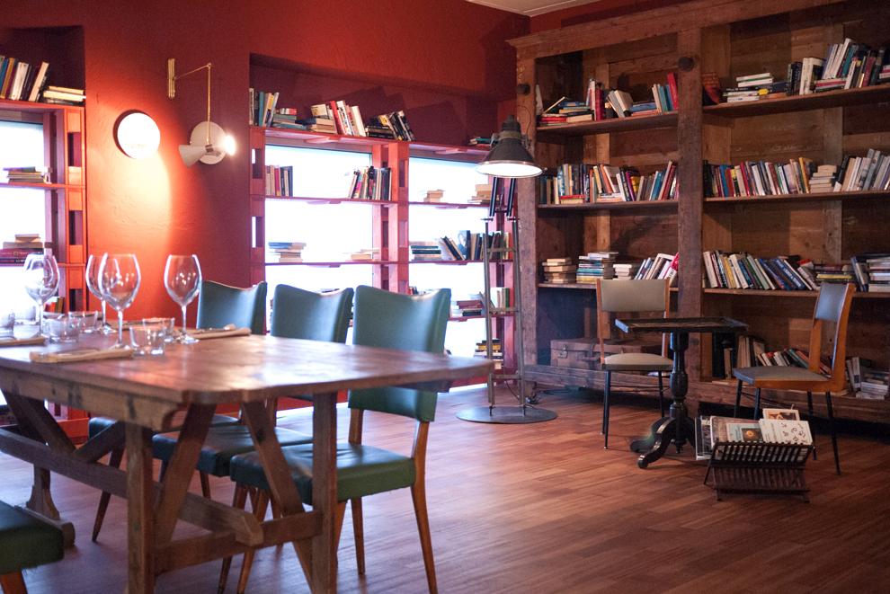 Habimat nuovi concept per il restaurant design - Palme con il cui legno si fanno sedie e tavoli ...
