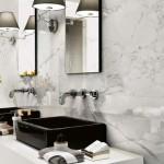 Collezione Marvel, rivestimento per bagno