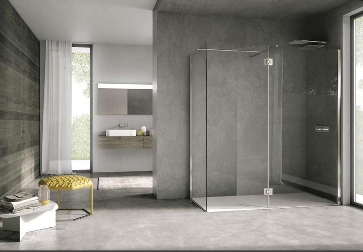Habimat quattro nuove linee per le cabine doccia firmate - Vetri per doccia ...