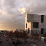Alejandro Aravena Innovation Center Santiago Cile veduta d'insieme