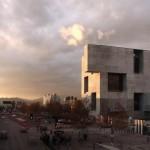 Alejandro Aravena Innovation Center Santiago Cile veduta d'insieme