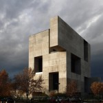 Alejandro Aravena Innovation Center Santiago Cile
