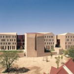 Alejandro Aravena Università St Edwards panoramica