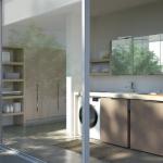 Ideagroup Spazio TIme ambiente lavanderia
