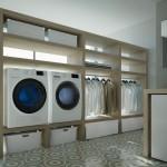 Ideagroup soluzioni lavanderia collezione Spazio Time