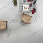 Lea Ceramiche  Collezione Slimtech Timeless Marble white