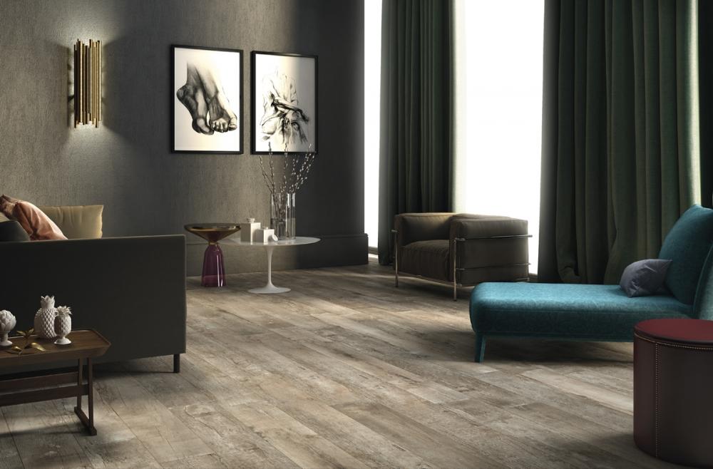 HABIMAT - LaFaenza si ispira al legno per la collezione Nirvana