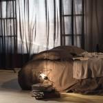 Leonardo Ceramica, collezione 3Wood, camera da letto