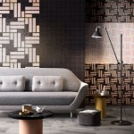 Mosaico+, collezione Africa Now, living