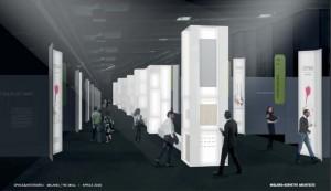 space&interiors, concept esposizione